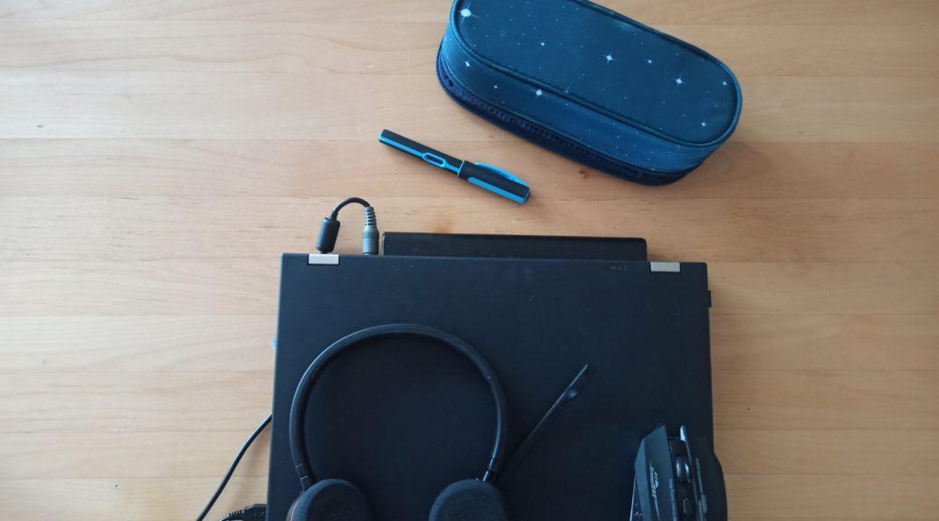 home school laptop füller